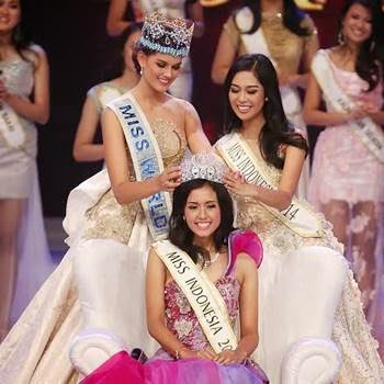 Foto Maria Harfanti Miss Indonesia 2015, Biodata Maria Harfanti Miss Indonesia 2015, Profil lengkap Maria Harfanti Miss Indonesia 2015