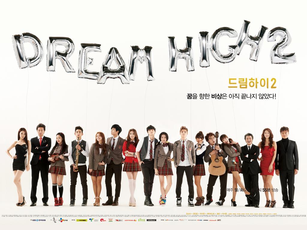 aika miaka: dream high n dream high 2 differences