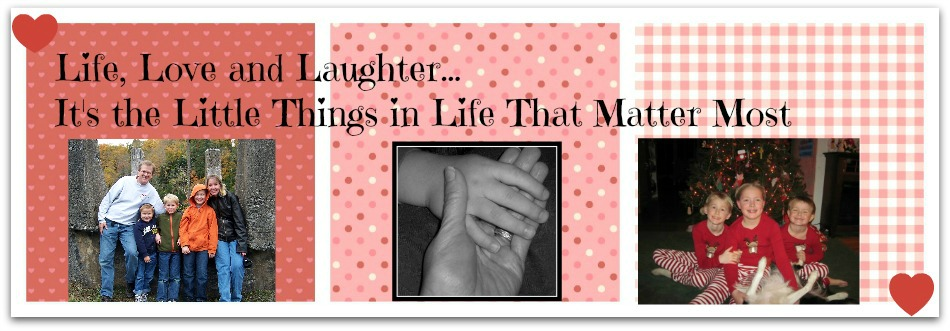 Life, Love and Laughter