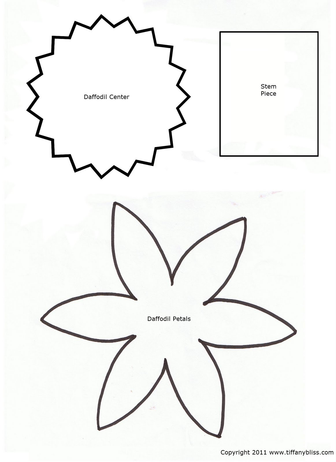 Flower patterns to cut out paper - photo#15