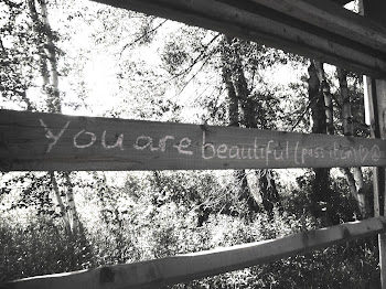 you are beautiful .. pass it on
