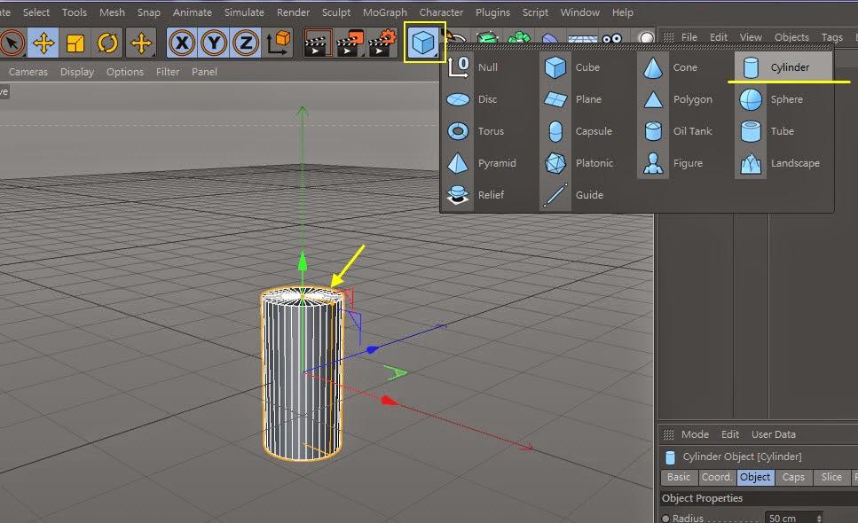Fiber modeling inC4D 01