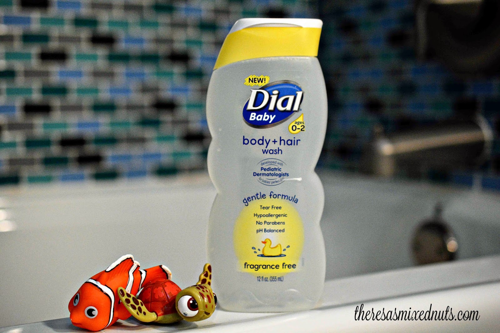Dial Baby Body Wash