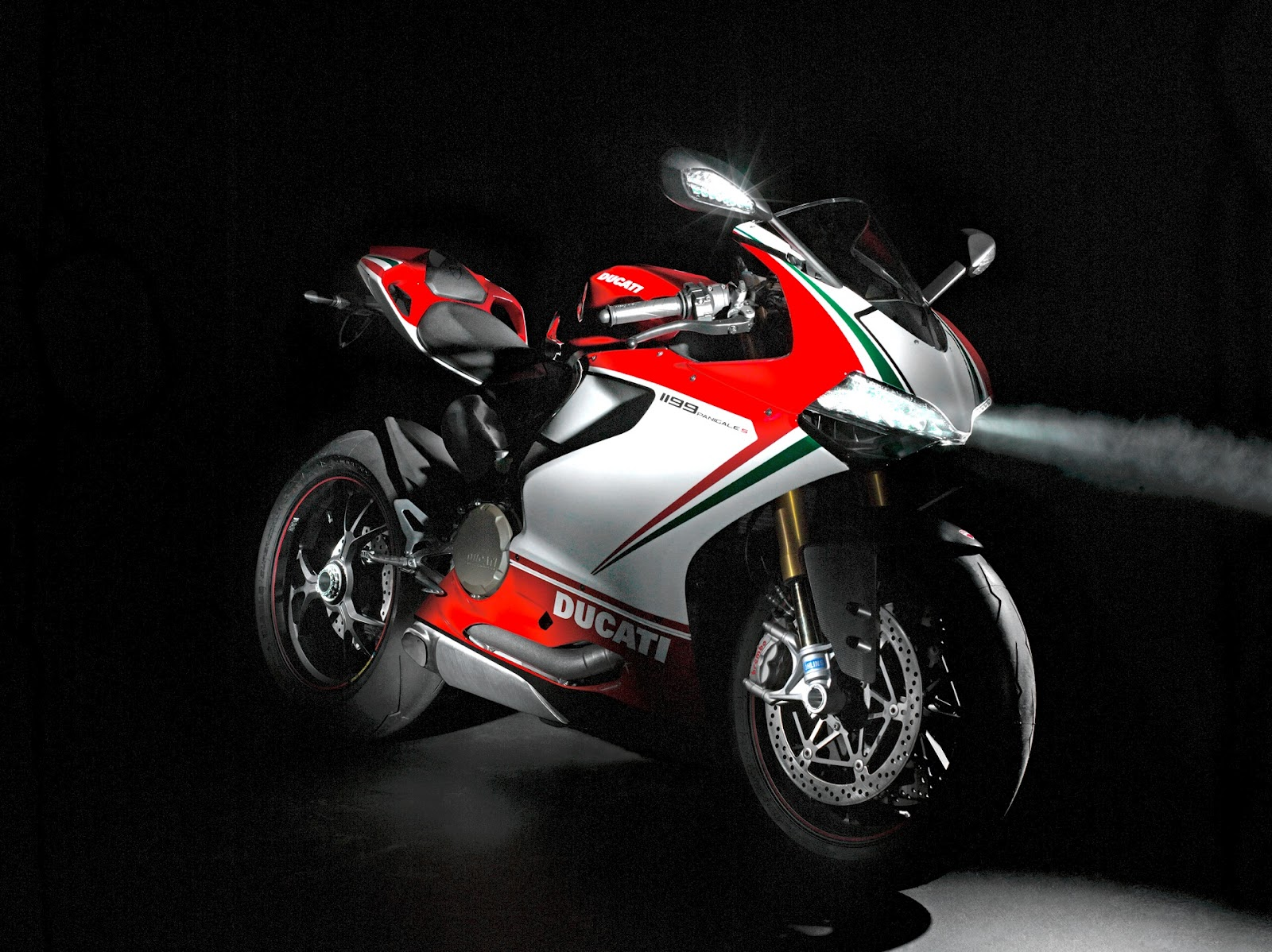 All Bout Cars Ducati 1199 Panigale