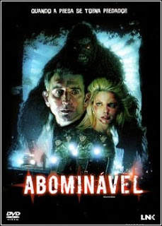 Download - Abominável DVDRip - AVI - Dual Áudio