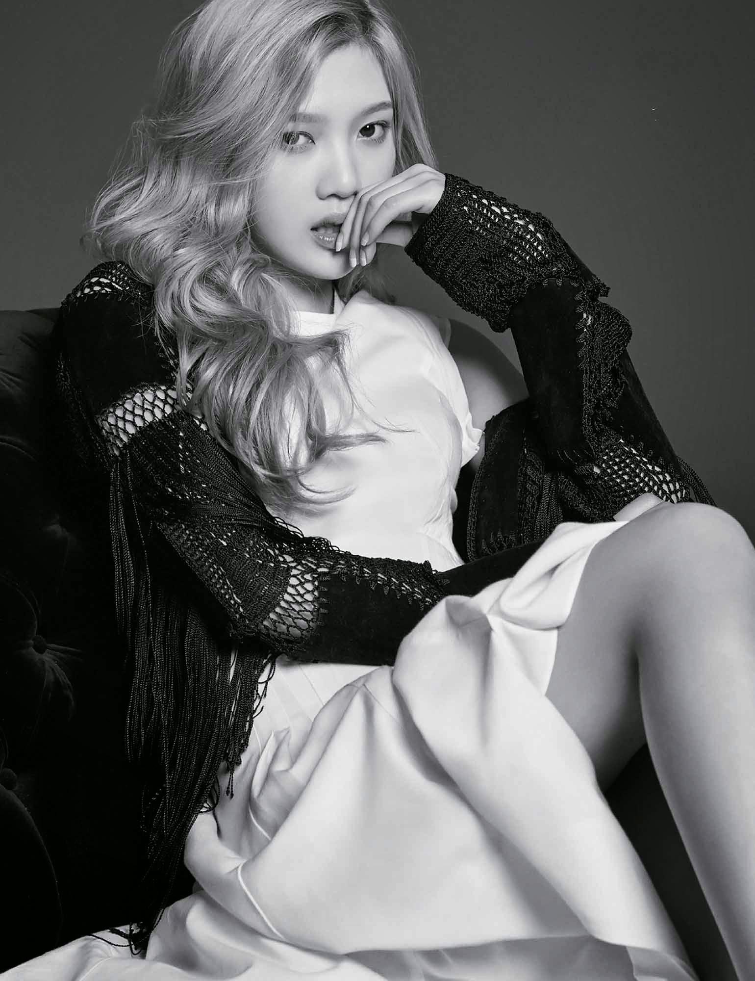 Red Velvet Joy Harper's Bazaar May 2015