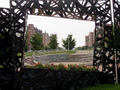 bilbao jardin 2012