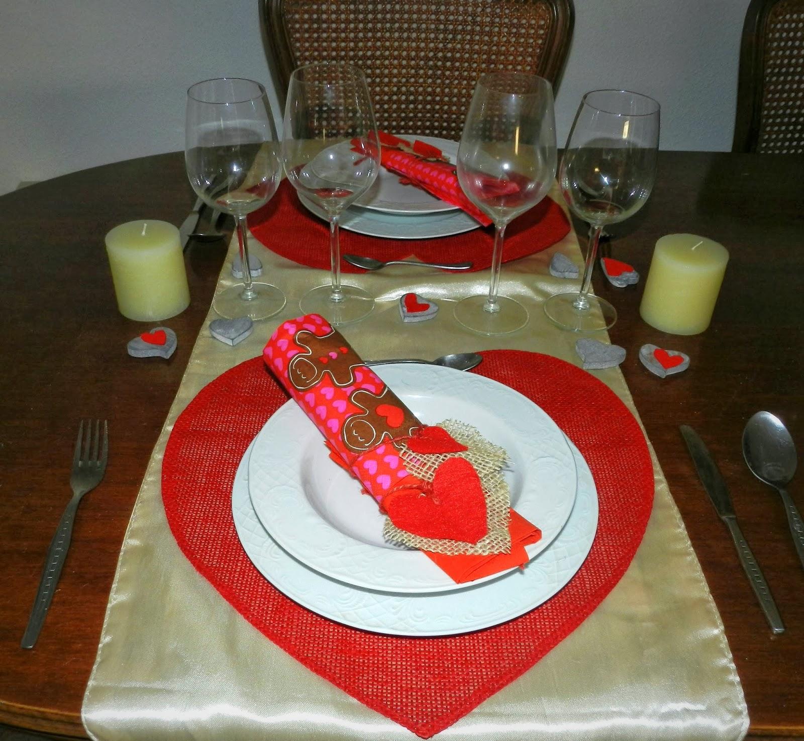 mistylo by cris: Mesa de San Valentín