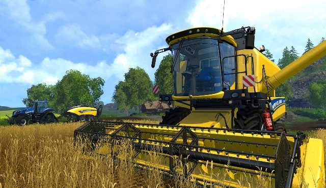 Farming Simulator 15 Gold Free Download