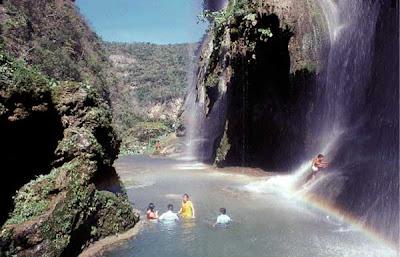 Cañón La Venta - Chiapas - que visitar