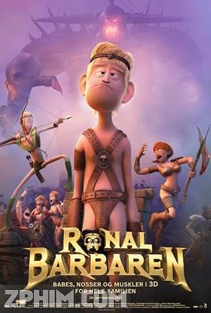 Dũng Sĩ Bất Đắc Dĩ - Ronal The Barbarian (2011) Poster