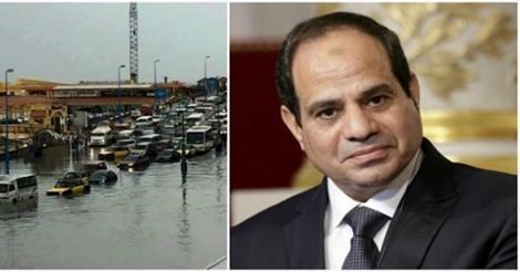 السيسى يصدر قراراً عاجلا للسيطرة على الأوضاع في الإسكندرية