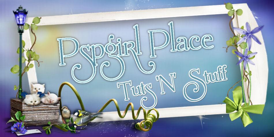 Pspgirl's Tuts 'N' Stuff