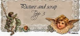 Topp tre hos Picture and scrap