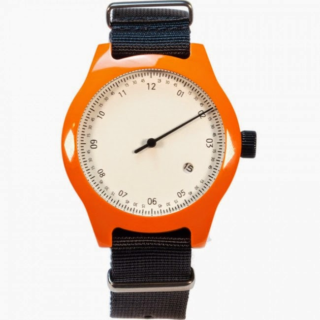 SquareStreet Minuteman One Hand Watch