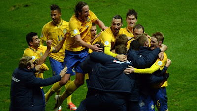 Sweden to draw against German