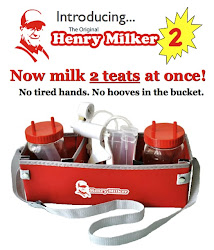 Introducing the Henry Milker 2
