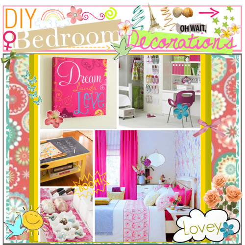 Bedroom Diy Decor