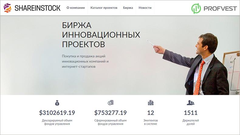 ShareInStock отзывы и личный опыт