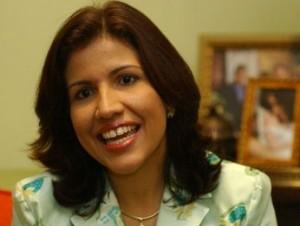 Margarita Cedeño recibe un premio innovación