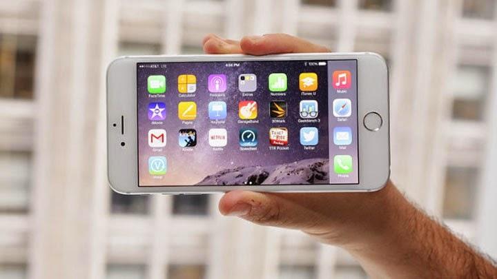 Uji Kekuatan iPhone 6 : Dikubir Dalam Salju Semalaman