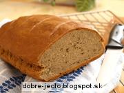 Nekvasený ražný chlieb - recept