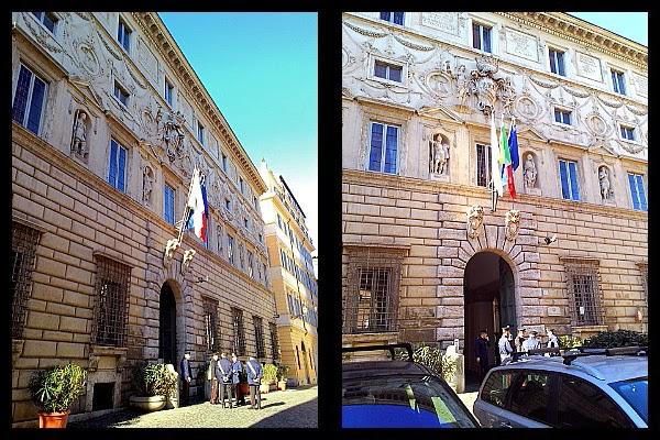 Palazzo Spada w Rzymie