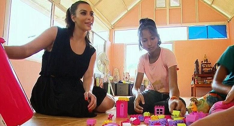 Menolak Diadopsi Kim Kardashian, Anak ini Menjadi Inspirasi Banyak Orang