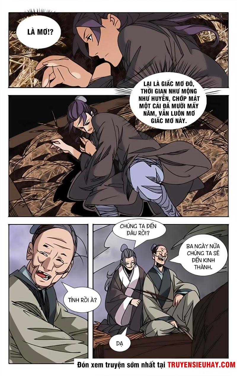 Trảm Đạo Kỷ trang 7
