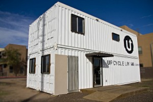 shipping container homes upcycle living phoenix container home