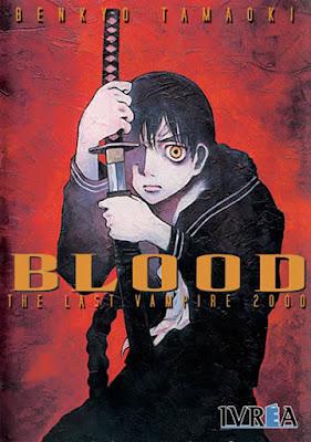 Blood. The last vampire 2000 [1/1] [Manga] [MediaFire] ~ Descarga Anime en HD Gratis