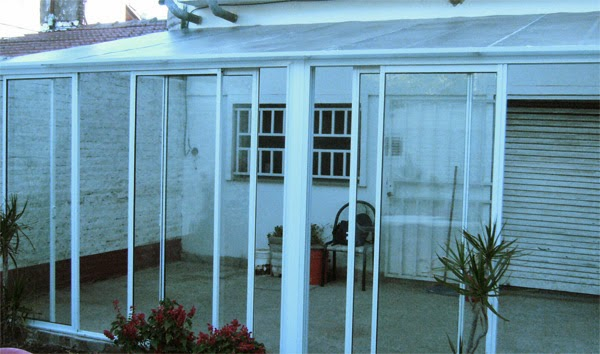Cerramientos en alicante terrazas balcones ventanas - Cerramiento de patios ...