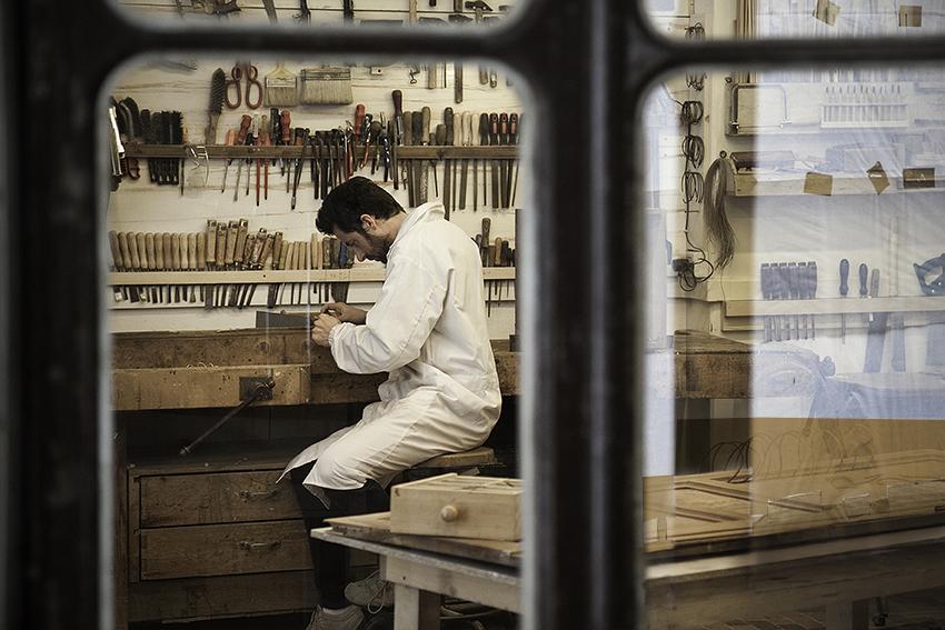 Tecnica shabby e restauro del legno si uniscono shabby chic interiors - Tecnica shabby per mobili ...