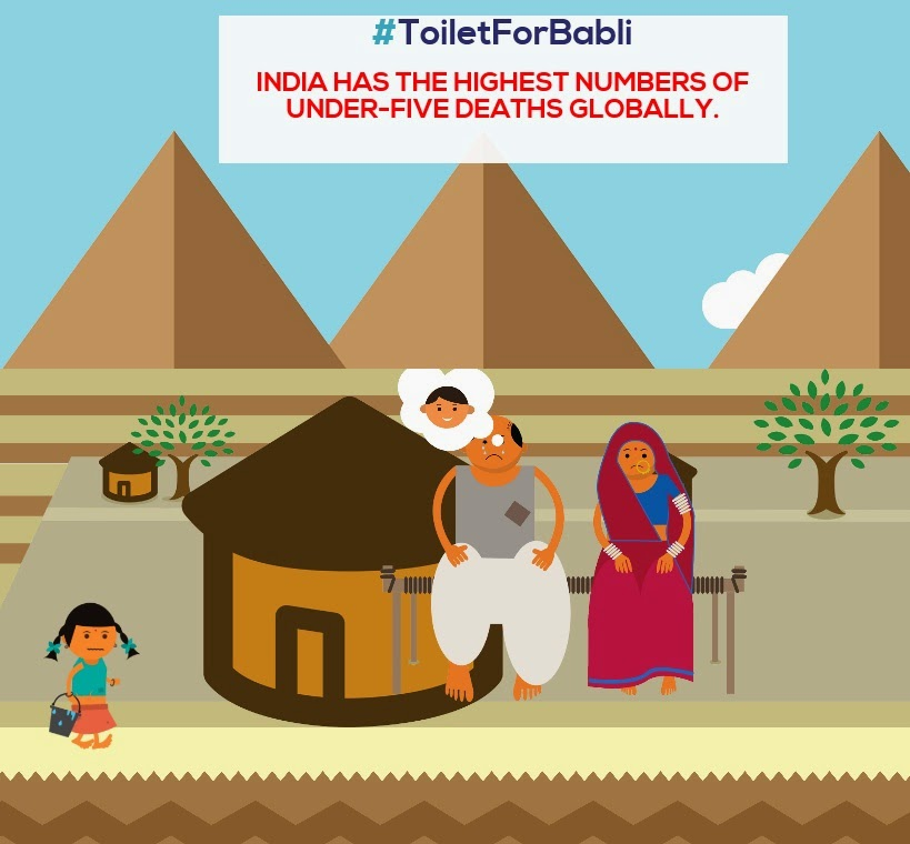 World Toilet Day - How You Can Contribute To #ToiletForBabli