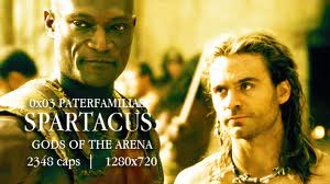 Thống lĩnh - Paterfamilias Spartacus