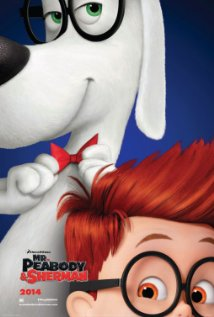 Film Mr. Peabody & Sherman 2014 di Bioskop