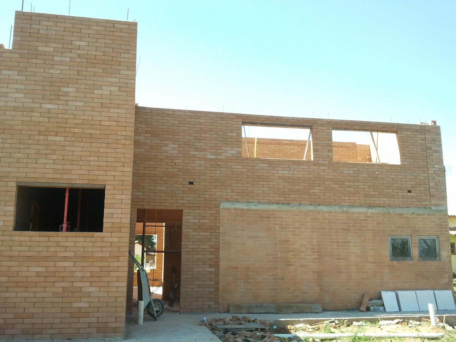 Construindo e Ampliando com Tijolo Solo cimento / Ecológico: Vista do  #14B7B7 1600 1200