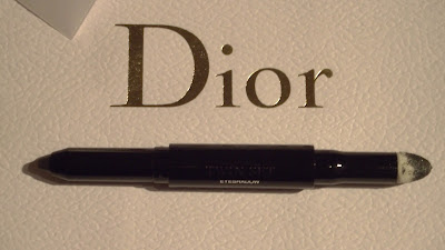 Dior Twin Set Eye Shadow Cherie Bow Spring Collection 2013 -  Grey Sight