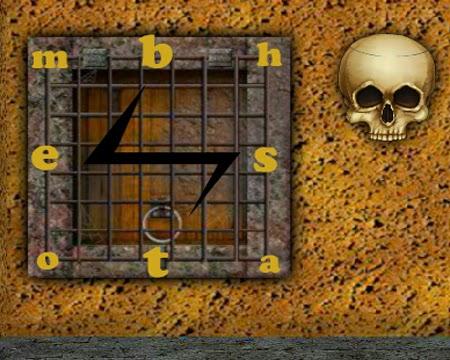Solución al Juego Abandoned Wall Escape