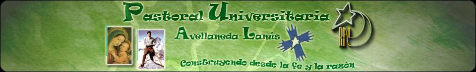 Pastoral Universitaria Avellaneda-Lanús