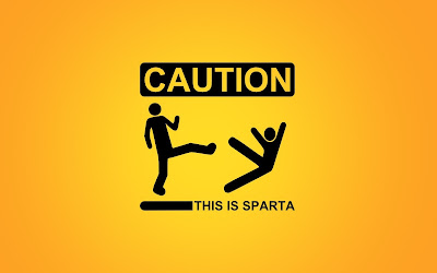This is Sparta (meme edition)