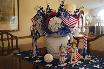 Patriotic  Dining 2016