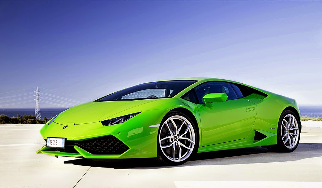 2015 lamborghini huracan green lp 610 4 concept sport car design. Black Bedroom Furniture Sets. Home Design Ideas