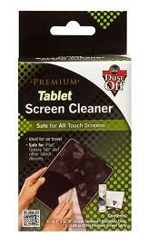 dust off premier tablet cleaning kit