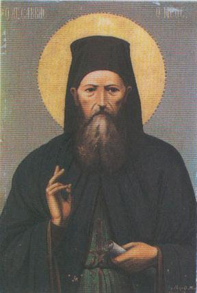 Άγιος Σἀββας ο ἐν Καλύμνω .