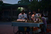 street vendors of Bacolod City