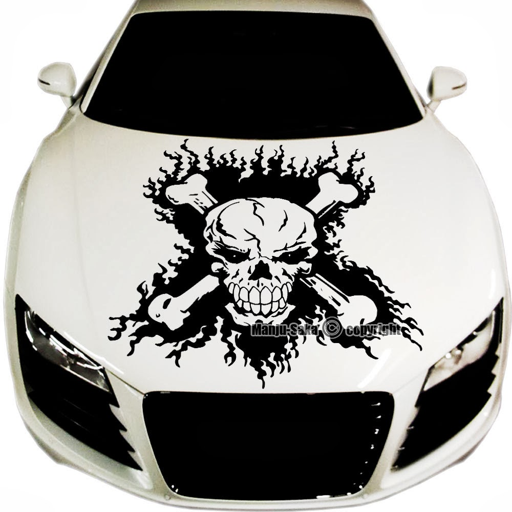 Body Graphic Stickers Sanjai Car Decors