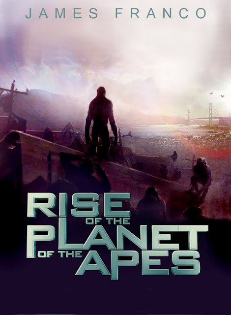 Rise of the Planet of the Apes Poster 2