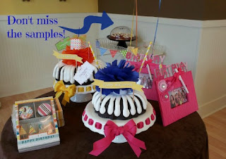 Nothing Bundt Cakes bakery Skokie Evanston Free Samples