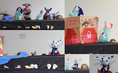 Puppentheater selber gemacht